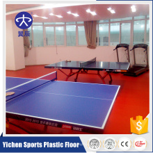 Inexpensive pvc sport floor sale by bulk