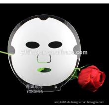 Acrylmasken-Regal