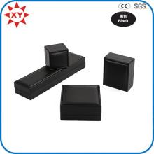 Black Cardboard Box Wholesale Paper Custom Jewelry Box