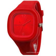 Yxl-979 Superior New Silicone Rubber Jelly Gel Quartz Analog Sports Women Wrist Watch Unisex Russia/Brazil Apr6