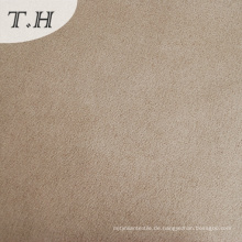 100% Polyester Suede Fabrics für Auto Polsterung