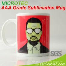 11oz White Mug, Sublimation Mug, Grade a, SGS&FDA Approved Mt-B001A