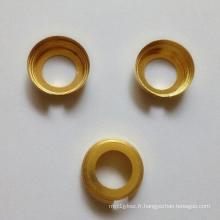 Pièces d'estampage à haute précision en cuivre H65