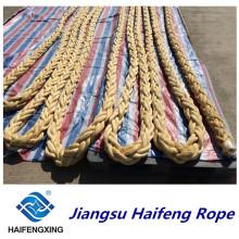 3-Strang Manila Seil Qualität Zertifizierung Mixed Batch Preis ist bevorzugt