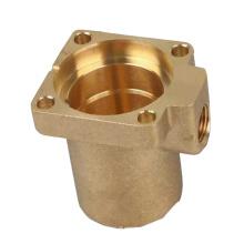Custom Brass Die Casting Bronze Pump Parts