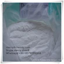 Poudre de stéroïde de haute qualité Enanthate de drostanolone pour culturisme