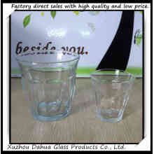 9oz and 2oz Glass Cup
