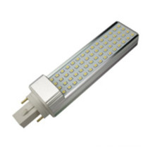 Delgado G24 4-Pin 60PCS 2835 SMD LED lámpara fluorescente 120 grados -36W igual