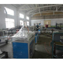 High Quality Machine PVC WPC Profile Extruder Line