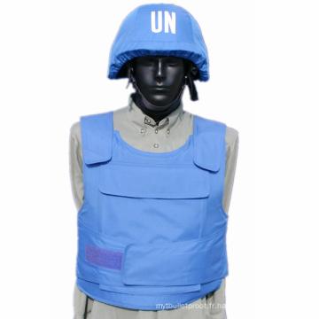 Veste anti-balles NIJ iii pour gardien de paix international