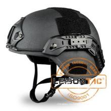 Баллистический шлем кевларовой защитой NIJ IIIA с перестройки системы