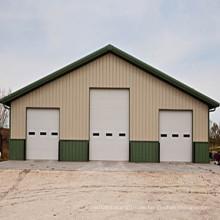 Leichte Stahlkonstruktion Carport Gebäude (KXD-SSB1265)