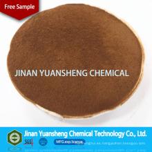 Adhesivo químico de pesticida de bajo precio Adhesivo de sodio Ligno Sulfonato