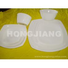 Костяного фарфора Набор посуды (HJ068005)