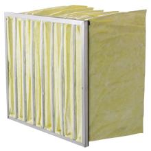 Medium Efficiency Air Bag Filter with Pocket