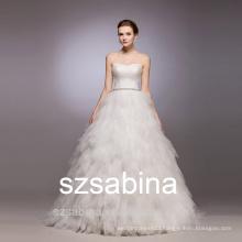 WD10020 ruffle wedding dress patterns wedding dress bridal 2016