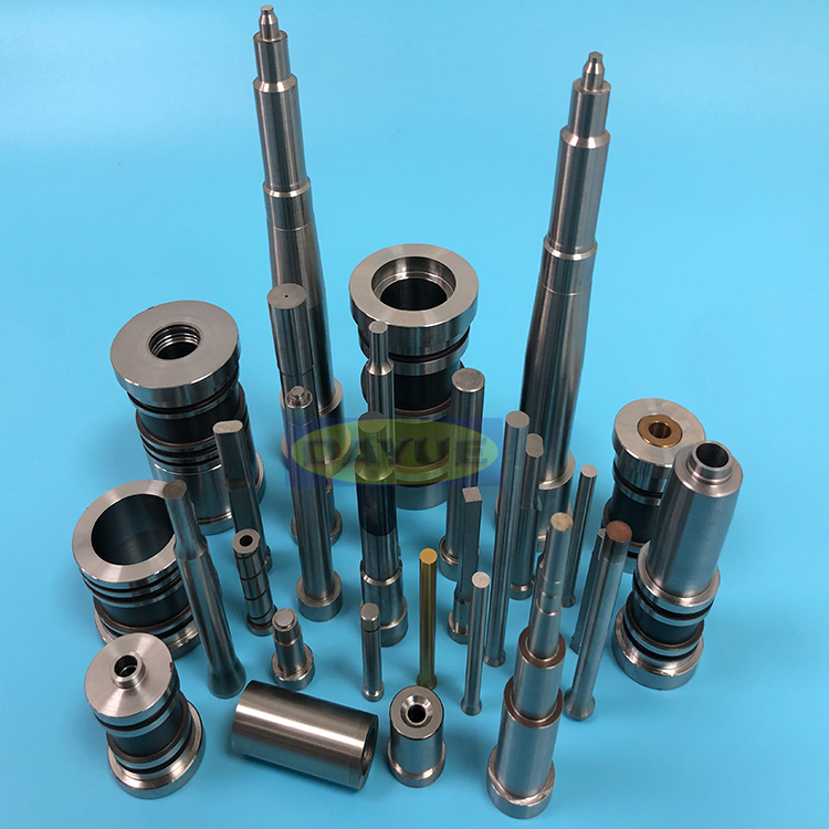 Injection Mold Components Manufacturer