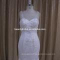 XF1009A lace mermaid christian wedding sarees photo