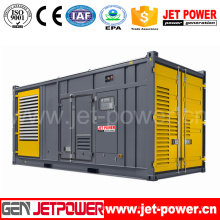 550kw 688kVA Super Silent Electric Generator Powered by Dossan Engine
