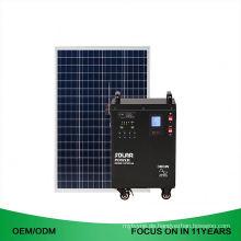 Einfache Installation Off Grid Solar Power Energiesystem Home Generator