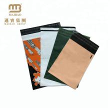 100% biodegradable material disposable strong tamper proof custom plastic envelope airmail