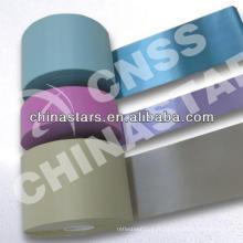 EN ISO 20471: 2013 TC ou 100% polyester High viz green reflective tape