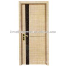 Melamine Interior Door With Factory Price