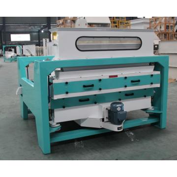 Tqlz100 vibratory sieve high efficiency grain cleaning