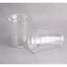 Kundenspezifische Super Crystal Pet Cup 5oz