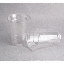 Personalizado Super Cristal Pet Cup 5oz