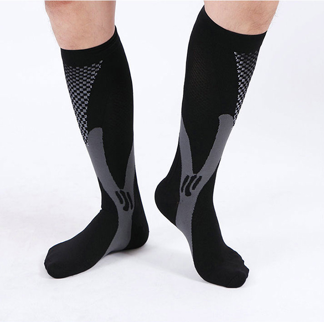 compression ankle guard