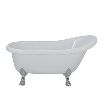 Modern Cheap Price Soaking Shower Freestanding Deep Acrylic Bathtub