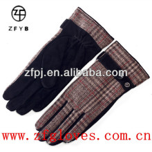 Fashionable design wool gloves for lover