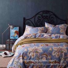 Tejido de microfibra de dispersión de poliéster de buena calidad para ropa de cama con buena calidad a la venta