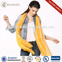 Long scarf Prined Pure Modal Scarf