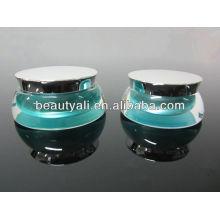 15g 30g Plastic Acrylic Cream Jars