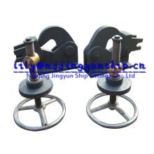 Marine CB/T289-81 Screw Type Anchor Released