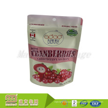 Eco Friendly Water Proof Food Packaging Industrial Custom Frosted Colored Zip Lock Bags With Heat Seal