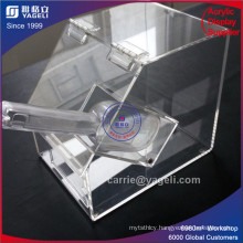 Stackable Clear Acrylic Candy Box