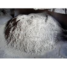 Hochaluminiumoxid geschmolzene korund feuerfeste neutrale stampfmasse für IF schmelzen kohlenstoffstahl legierung edelstahl