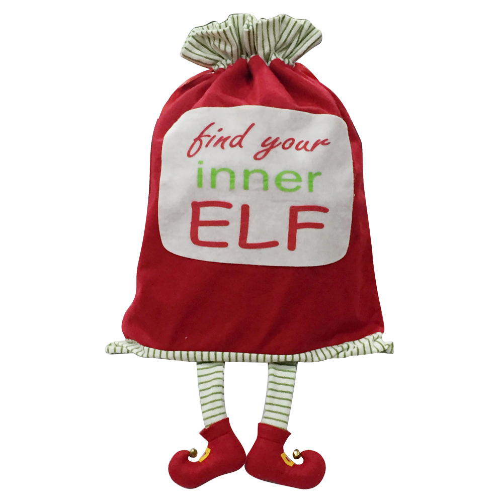 Magic Elf Christmas Sack