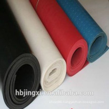 Colorful NBR Nitrile Butadiene Rubber Insulation Sheet Roll