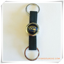 Llavero del coche de metal de la moda de la promoción (PG03086)