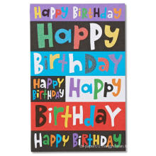 Various Colors Invitation Card For Children'S Birthday Party,Cartoon Invitation Card Glitter Card