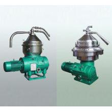 Machine de centrifugation à 3 phases à disque pour séparateur de déshydratation de lait