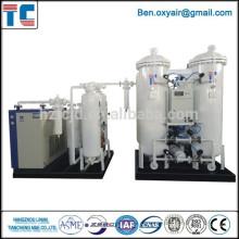 TCN Serie Tragbare Chemische Stickstoffanlage