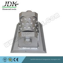 Frankfurt Diamond Bush Hammer for Stone Grinding