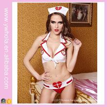 2016 Hot Fashion Nurse Cosplay Women Sexy Lingerie