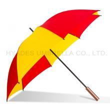 Guarda-chuva reto personalizado para marca própria