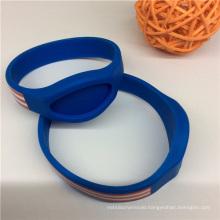 National Flag Custom Tyvek Wristbands High Quality